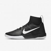Nike Court Flare Black/White Womens Tennis Shoes