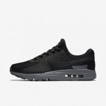 Nike Air Max Zero Black/Dark Grey/Black unisex Shoes