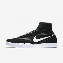 Nike SB Koston 3 Hyperfeel Black/White Mens Skateboarding Shoes