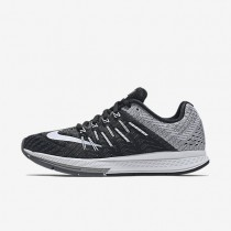 Nike Air Zoom Elite 8 Black/Wolf Grey/Dark Grey/White Womens Running Shoes