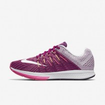 Nike Air Zoom Elite 8 Bright Grape/Pink Blast/Peach Cream/White Womens Running Shoes