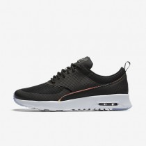 Nike Air Max Thea Premium Black/Blue Tint/Black Womens Shoes