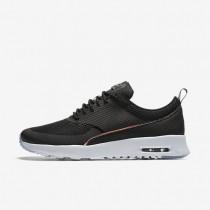 Nike Air Max Thea Premium Black/Blue Tint/Black Womens Shoes