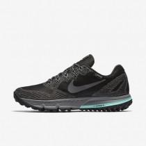Nike Air Zoom Wildhorse 3 GTX Black/Hyper Turquoise/Cool Grey/Dark Grey Womens Running Shoes