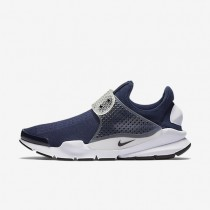 Nike Sock Dart Midnight Navy/Medium Grey/White/Black unisex Shoes
