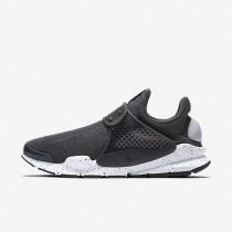 Nike Sock Dart Wolf Grey/White/Pink Blast/Wolf Grey unisex Shoes