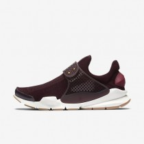 Nike Sock Dart Night Maroon/Noble Red/Sail/Noble Red Womens Shoes