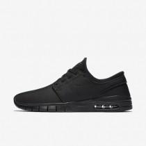 Nike SB Stefan Janoski Max Black/Anthracite/Black Mens Skateboarding Shoes