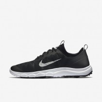 Nike FI Bermuda Black/White Womens Golf Shoes