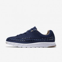 Nike Mayfly Woven Coastal Blue/White/Elm/Star Blue Womens Shoes