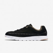 Nike Mayfly Woven Black/White/Elm/Dark Grey Womens Shoes