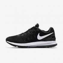Nike Air Zoom Pegasus 33 FLYEASE Black/Cool Grey/Wolf Grey/White Womens Running Shoes