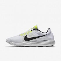 Nike Speed LunaRacer 4 White/Volt/Black unisex Running Shoes