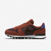 Nike Internationalist Premium Dark Cayenne/Persian Violet/Summit White/Baroque Brown Womens Shoes