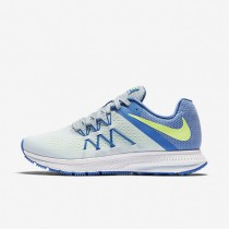 Nike Zoom Winflo 3 Blue Tint/Fountain Blue/White/Ghost Green Womens Running Shoes