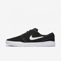 Nike SB Stefan Janoski Hyperfeel Black/White Mens Skateboarding Shoes