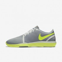 Nike Lunar Sculpt Stealth/Pure Platinum/Volt Womens Training Shoes