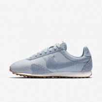Nike Pre Montreal Racer Vintage Premium Blue Grey/Sail/Gum Medium Brown/Blue Grey Womens Shoes