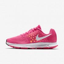 Nike Air Zoom Span Pink Blast/Hyper Pink/Peach Cream/White Womens Running Shoes