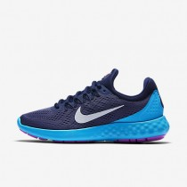 Nike Lunar Skyelux Dark Purple Dust/Loyal Blue/Blue Glow/White Womens Running Shoes