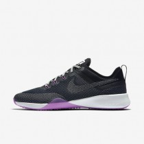 Nike Air Zoom Dynamic TR Black/Hyper Violet/Summit White/Cool Grey Womens Training Shoes
