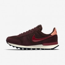 Nike Internationalist SE Night Maroon/Noble Red Womens Shoes