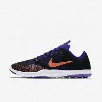 Nike Flex Adapt TR Black/Fierce Purple/Hyper Grape/Bright Mango Womens Training Shoes