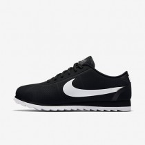 Nike Cortez Ultra Moire Black/Black/White Womens Shoes