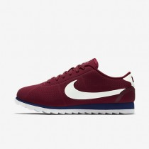 Nike Cortez Ultra Moire Noble Red/Deep Royal Blue/Summit White Womens Shoes