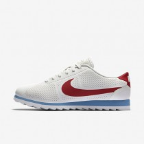Nike Cortez Ultra Moire Summit White/Varsity Blue/Varsity Red Womens Shoes