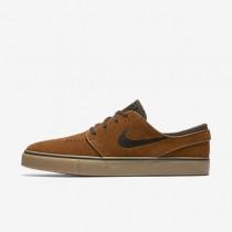Nike SB Zoom Stefan Janoski Hazelnut/Baroque Brown/Gum Light Brown/Black Mens Skateboarding Shoes