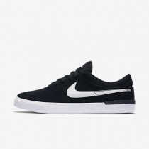 Nike SB Koston Hypervulc Black/Dark Grey/White Mens Skateboarding Shoes