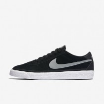 Nike SB Zoom Bruin Black/White/Gum Medium Brown/Base Grey Mens Skateboarding Shoes