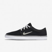 Nike SB Portmore Black/White/Gum Light Brown/Medium Grey unisex Skateboarding Shoes