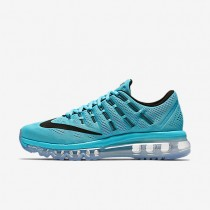 Nike Air Max 2016 Gamma Blue/Pink Blast/White/Black Womens Running Shoes