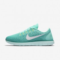 Nike Free RN Distance Turquoise Womens Running Shoes
