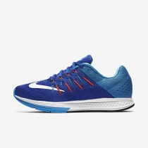 Nike Air Zoom Elite 8 Racer Blue/Blue Glow/Pink Blast/White Womens Running Shoes