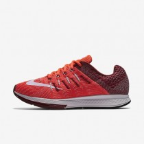 Nike Air Zoom Elite 8 Bright Crimson/White/Noble Red/Black Womens Running Shoes