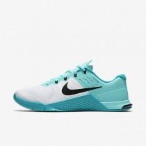 Nike Metcon 2 White/Hyper Turquoise/Energy/Black Womens Training Shoes