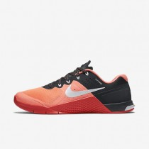 Nike Metcon 2 Bright Mango/Black/Bright Crimson/White Womens Training Shoes