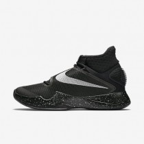 Nike Zoom HyperRev 2016 Black/Metallic Silver unisex Basketball Shoes