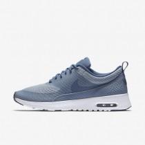 Nike Air Max Thea Textile Blue Grey/White/Ocean Fog Womens Shoes