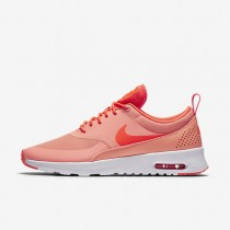 Nike Air Max Thea Atomic Pink/White/Total Crimson Womens Shoes
