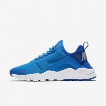 Nike Air Huarache Ultra Photo Blue/White/White Womens Shoes