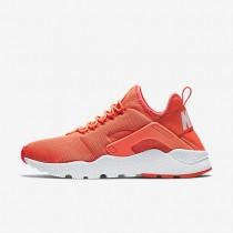 Nike Air Huarache Ultra Bright Mango/White/White Womens Shoes