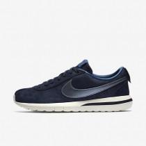Nike Roshe Cortez Midnight Navy/Court Blue/Sail/Metallic Blue Dusk Womens Shoes