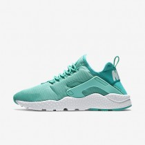 Nike Air Huarache Ultra Hyper Turquoise/White/White Womens Shoes