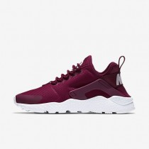 Nike Air Huarache Ultra Noble Red/White Womens Shoes
