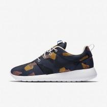 Nike Roshe One Jacquard Print Game Royal/Sail/Light Iron Ore/Black Womens Shoes