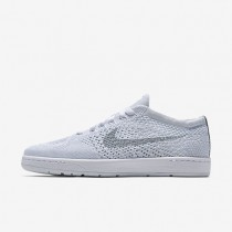 Nike Court Tennis Classic Ultra Flyknit White/Pure Platinum/Pure Platinum Womens Shoes